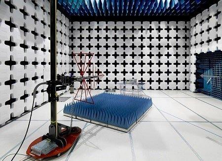 EMC-chamber